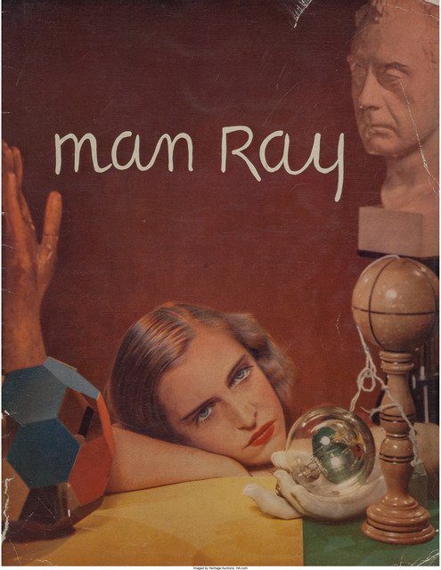 Man Ray, 'Man Ray Photographies 1920-1934 Paris, Second Edition', 1920, Heritage Auctions