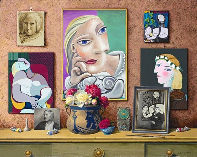 Jenness Cortez, 'Homage to Marie-Thérèse Walter', 2012, Cavalier Ebanks Galleries