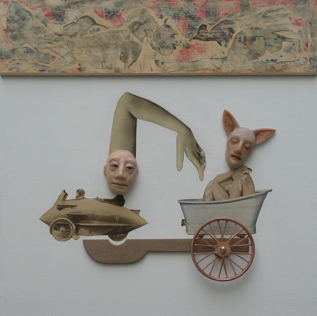 , 'Voluntad ajena,' 2015, Blanca Soto Arte