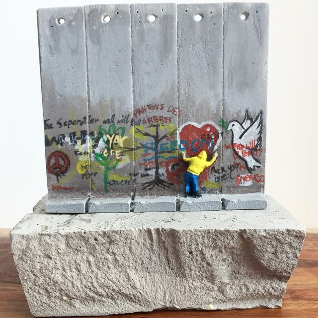 Banksy, 'Walled Off Hotel Miniature ', 2018 , Reem Gallery