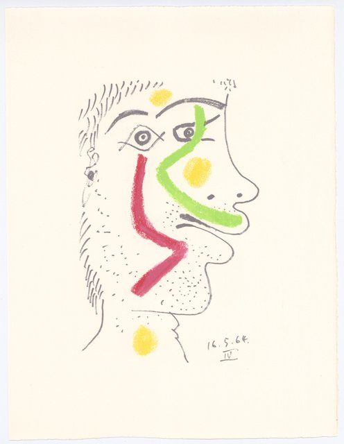 Pablo Picasso, 'Le Gout du Bonheur', 1970, Artsnap