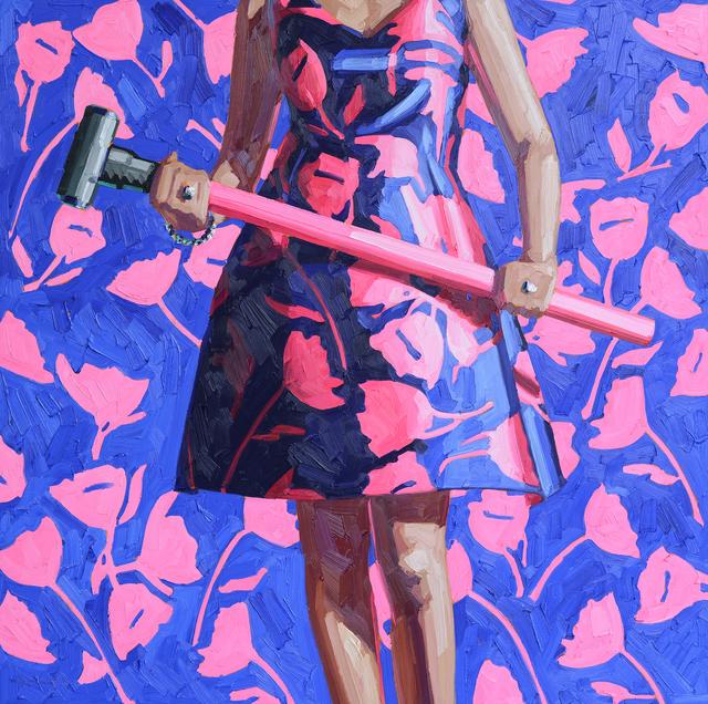 , 'In The Mix,' 2019, David Klein Gallery