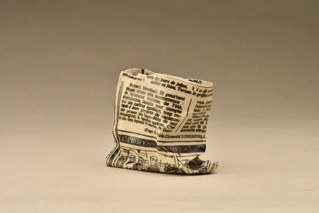 , 'Newspaper,' , Maekawa + Takemura