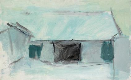 Bognemark, vinter (Bognemark, winter), Bornholm