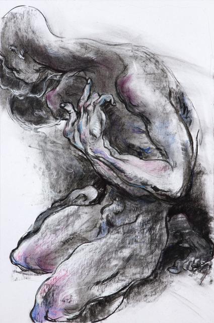 , 'Bereavement,' 2018, 33 Contemporary