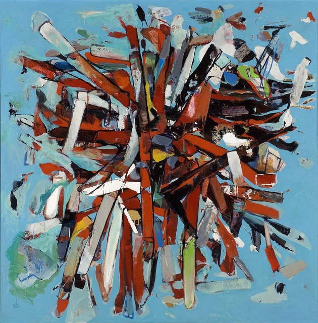 , 'Pedazos del Mundo,' 1961, Sunne Savage Gallery