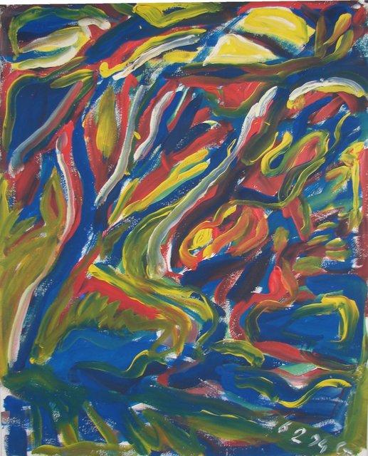 , 'Arbres  02 - 06 France,' 1994, Galerie Marie-Robin