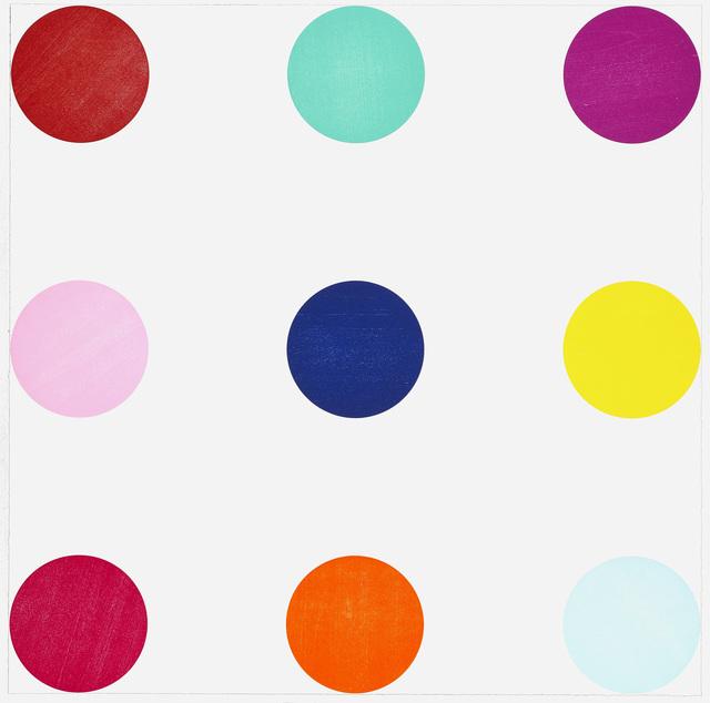 , 'Tryptophan,' 2010, Gormleys Fine Art