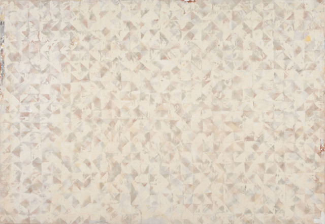 , 'thorough white,' 1978, Tile Blush