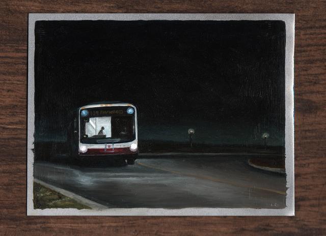 , 'Midnight Express,' , Ro2 Art