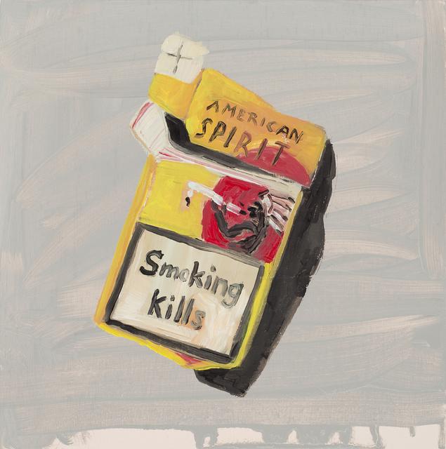 Sarah Osborne, 'Smoking Kills', 2016, Projet Pangée