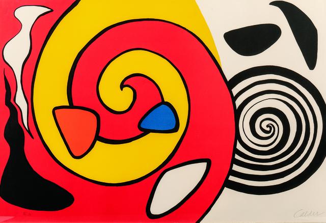 Alexander Calder, 'Untitled', Skinner