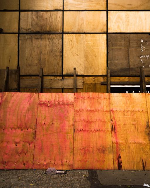 , 'Sem título #29 - da série Mitigação sem impacto (Convite à pintura) [Untitled #29 - from the series Mitigation without impact (Invitation to painting) ,' 2013, Portas Vilaseca Galeria