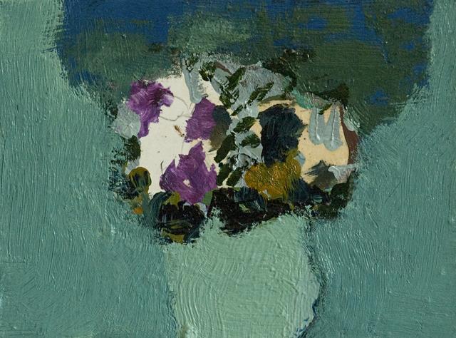 Jennifer Hornyak, 'Deep Pink with Foliage', 2018, Galerie de Bellefeuille