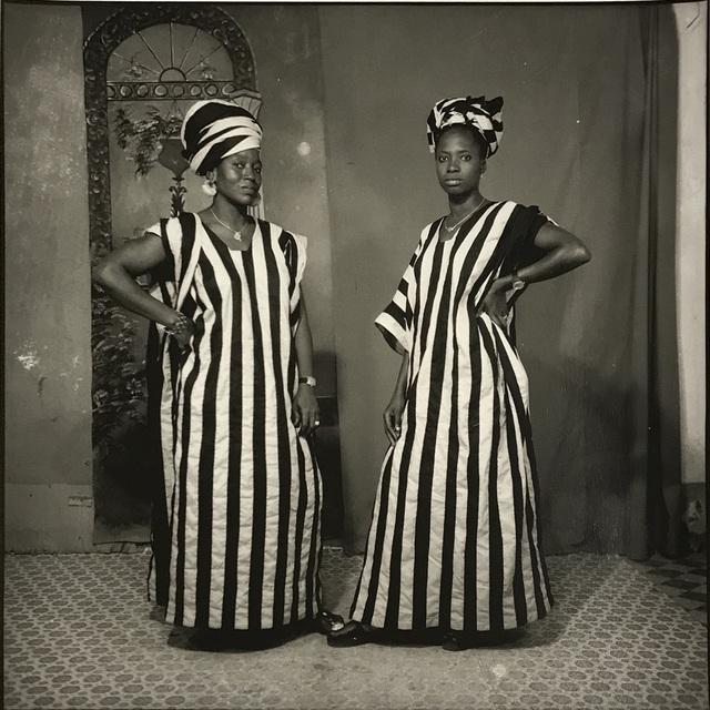 , 'Maliennes coquettes,' 1969, Yossi Milo Gallery