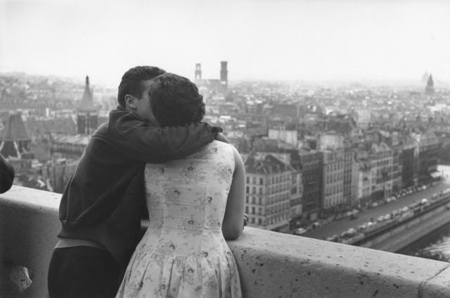 Edouard Boubat, 'Notre-Dame, Paris', 1956, Argentic