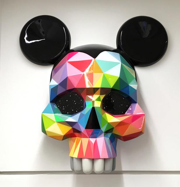 , 'Skull Mickey,' 2018, 3 Punts Galeria