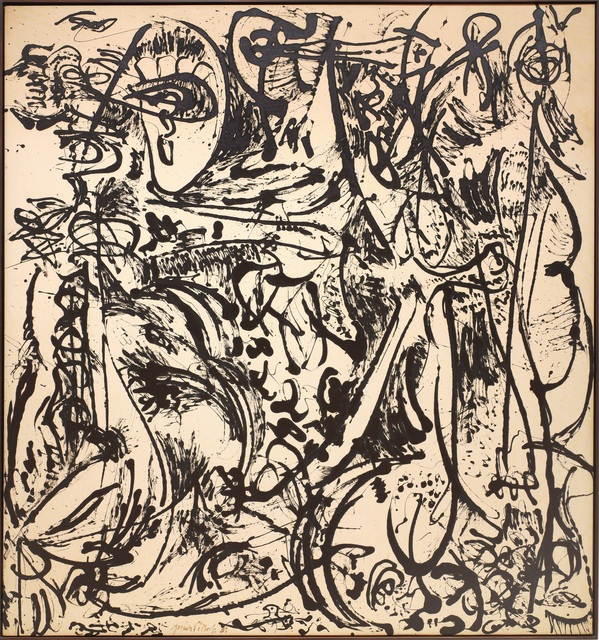 Jackson Pollock, 'Echo: Number 25, 1951', 1951, Dallas Museum of Art