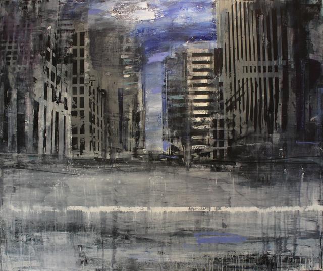 , 'Un giorno sereno,' 2018, Galleria Punto Sull'Arte