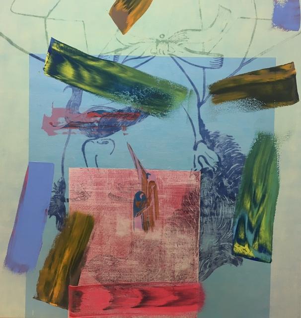 , 'Banishment Ritual,' 2016, envoy enterprises