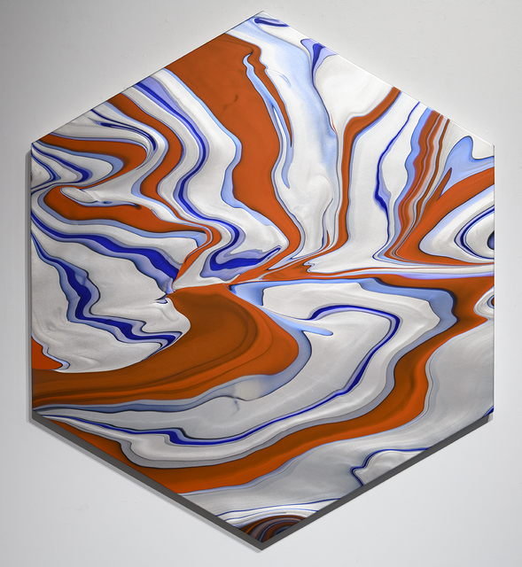 Andy Moses, 'Geodynamics 1201', 2019, JD Malat Gallery