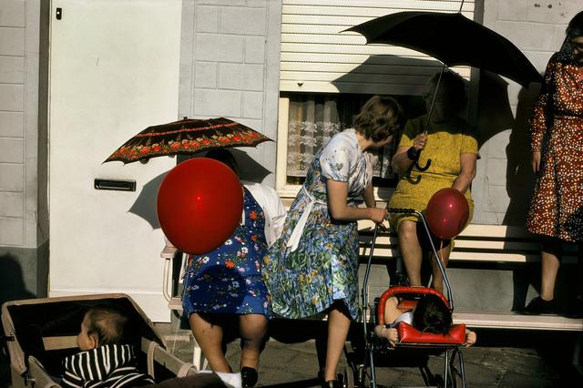 , 'Fair, Belgium.,' 1981, Magnum Photos