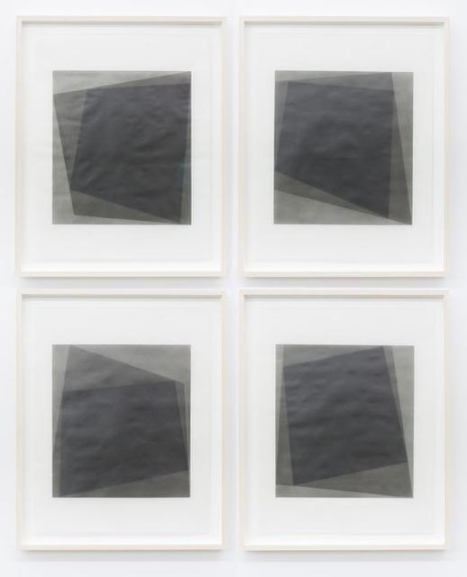 , 'Untitled, 2016 - 0109/0112,' 2016, Elizabeth Leach Gallery
