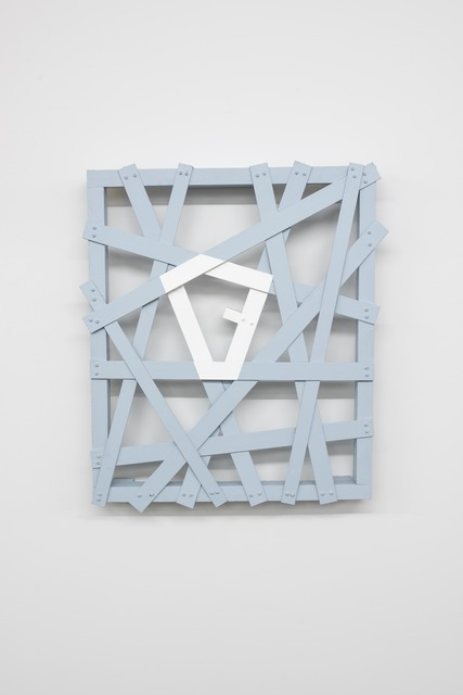 , '白い飛地,' 2000, Gallery 38
