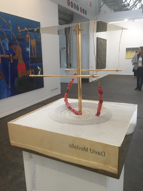 , 'Sand Machine,' 1963-2013, Baró Galeria
