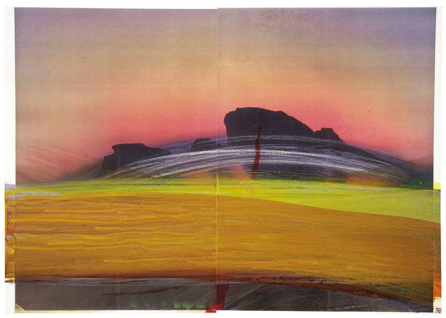 Arnulf Rainer, 'Untitled', 2006, Galerie Kovacek