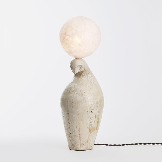 Kristin Victoria Barron, 'Dove Lamp ', 2019, The Future Perfect