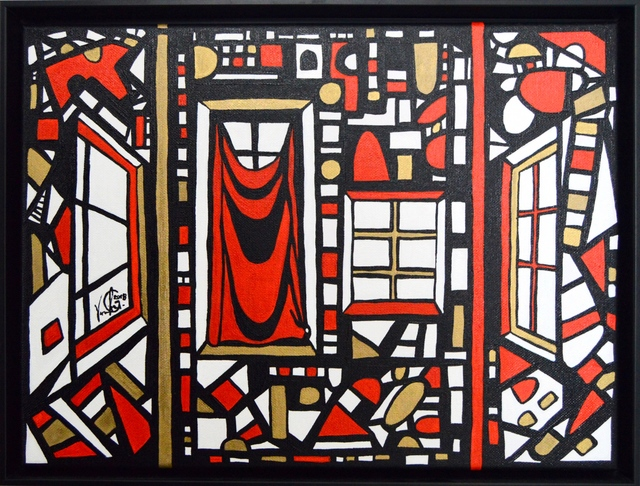 , 'Fenster - Window,' 2018, Contemporary Gallery CH