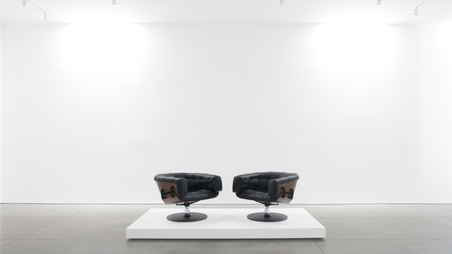 , 'The London Chairs,' ca. 1962, Peter Blake Gallery
