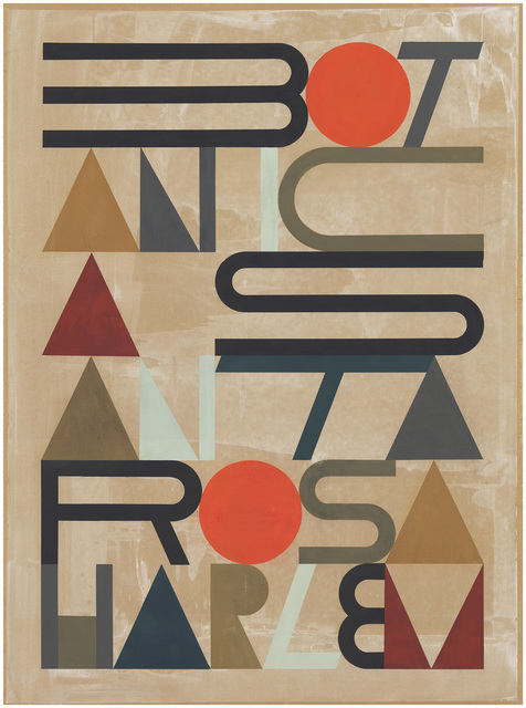 , 'Botanica Santa Rosa,' 2015, Joshua Liner Gallery