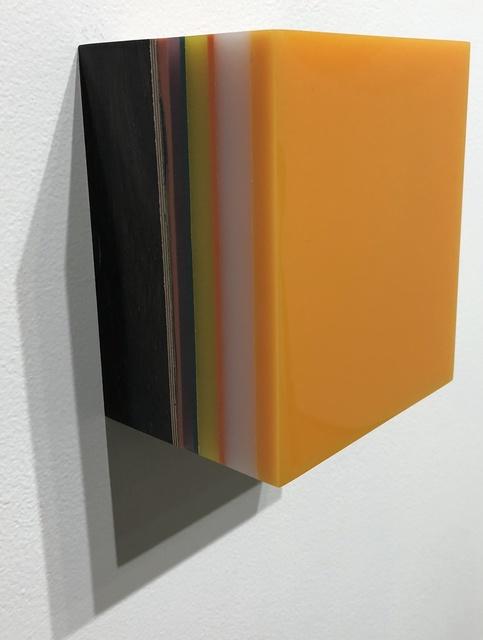 , 'Sunflower,' 2017, JanKossen Contemporary