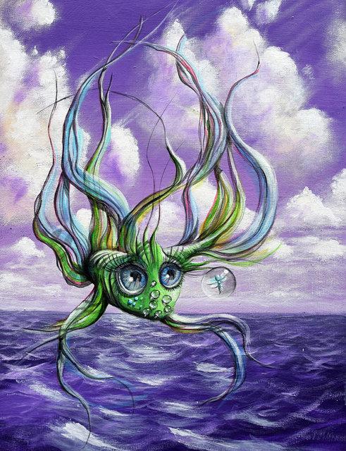 , 'CHRYSALIS,' , Gallery Pegasus