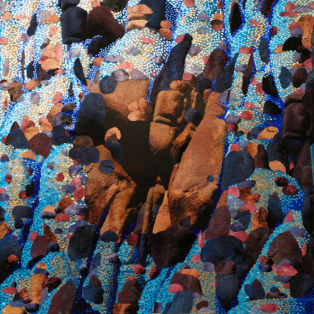 , 'Joshua Tree Rocks,' 2010-2011, Ethos Contemporary Art