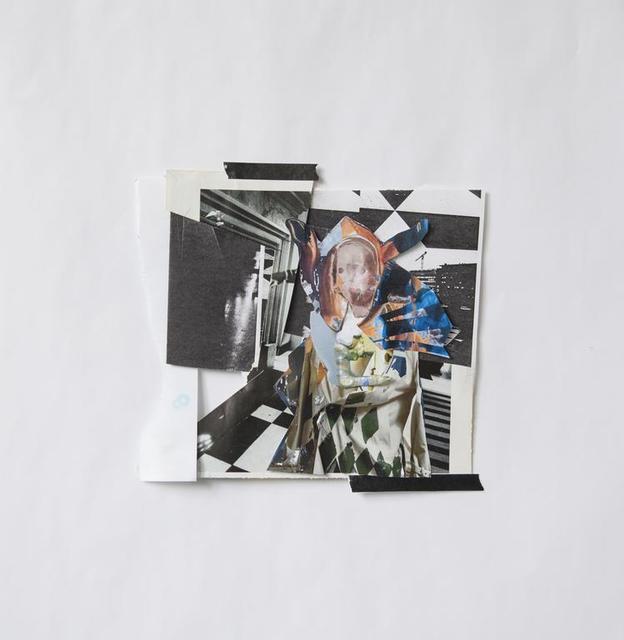 , 'Harlequin,' 2015, Galerie Antoine Ertaskiran