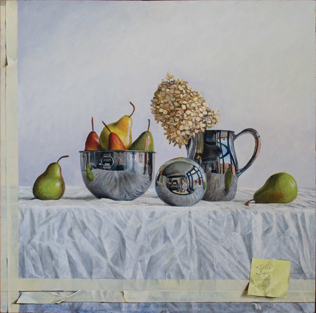 , 'Adjusted Dimension,' 2018, Eckert Fine Art