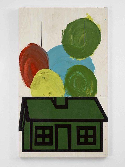 , 'Rooftop Planting (LM),' 2018, Alan Cristea Gallery