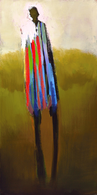 Kathy Jones, 'Leaning into the Wind', 2019, Patricia Rovzar Gallery