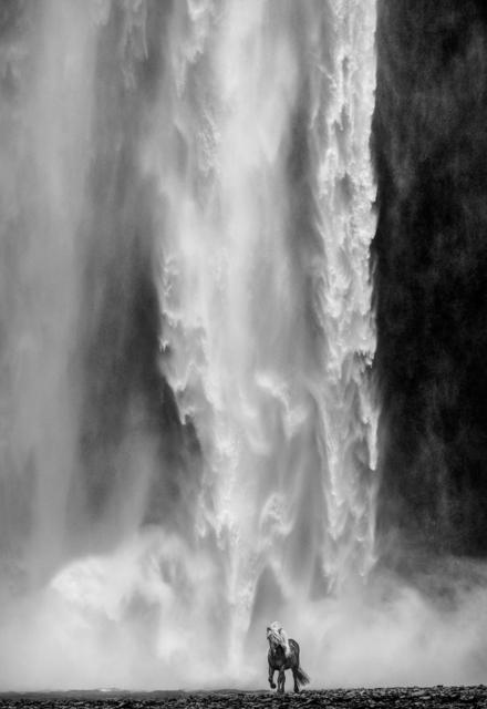 David Yarrow, 'Wonderwall, Iceland', 2018, Photography, Archival Pigment Photograph, Holden Luntz Gallery