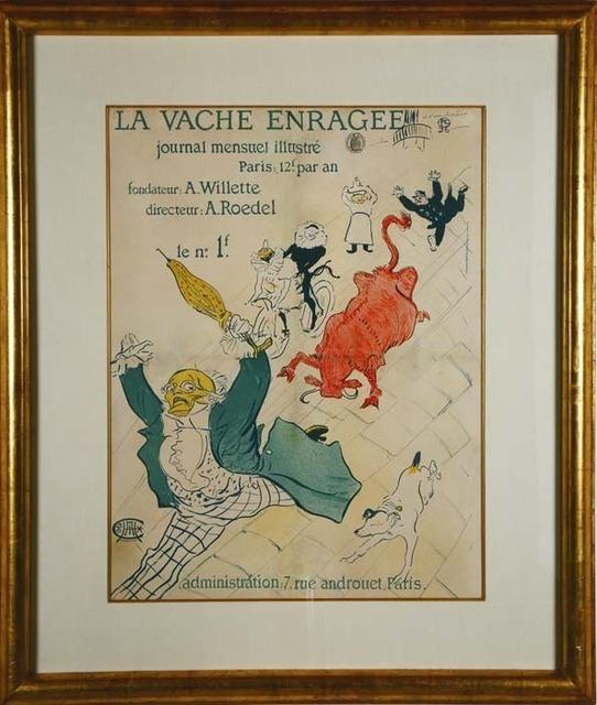 , 'La Vache Enragee,' ca. 1896, Contessa Gallery