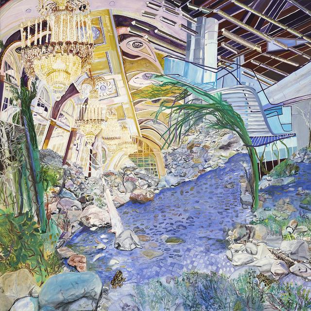 , 'Interior Wilderness,' 2009-2010, Bookstein Projects