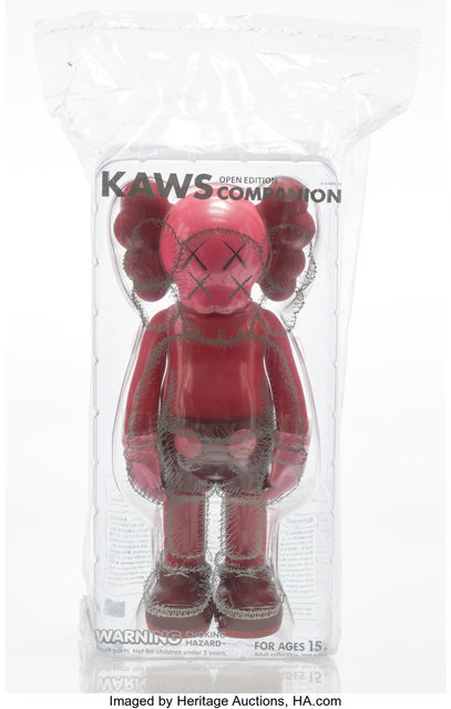 KAWS, 'Companion (Blush)', 2016, Heritage Auctions