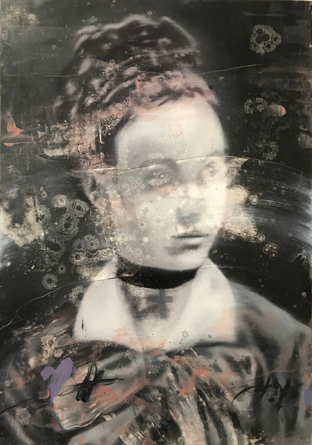 , 'Daguerréotype-100x70cm-003,' 2019, Galerie Bertrand Gillig
