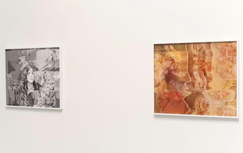 Melanie Willhide's Henbane for Honey Bun, Archival Pigment prints  at Von Lintel Gallery, Los Angeles