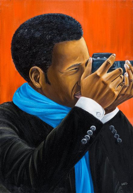 , 'Snapshot,' 2017, Africa Bomoko