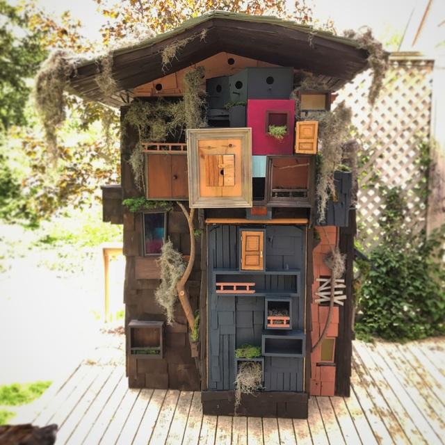 Andrey Kozakov, 'Hideaway Cabinet', 2016, Cincinnati Art Underground