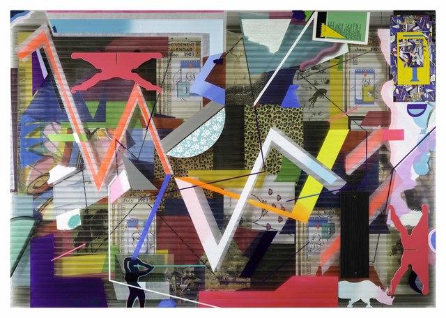 , '1929,' 2018, 532 Gallery Thomas Jaeckel